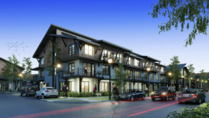 """""""Transit-oriented"""" apartments planned on former hayfield in NW Boise"""