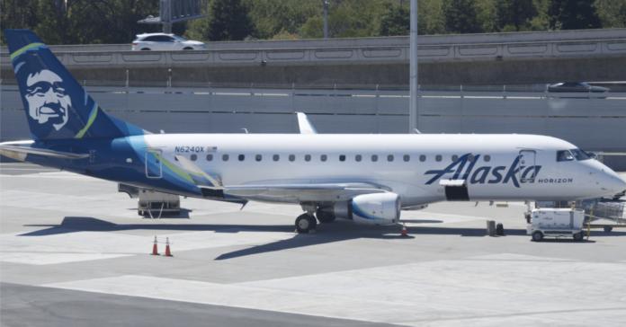 Alaska Boise to Everett