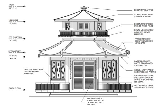 Linh Thuu Pagoda Boise