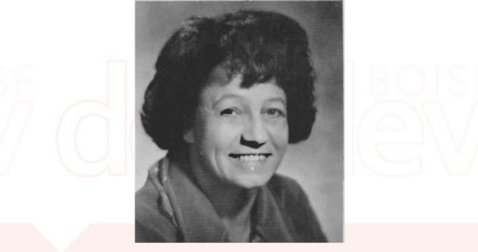 Marjorie Ewing