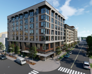 Construction to start on retail & 174 apartments in Downtown Boise, starting at $350/mo.