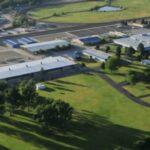 Expo Idaho aerial