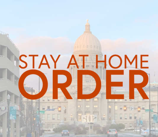 Idaho Stay at Home Order