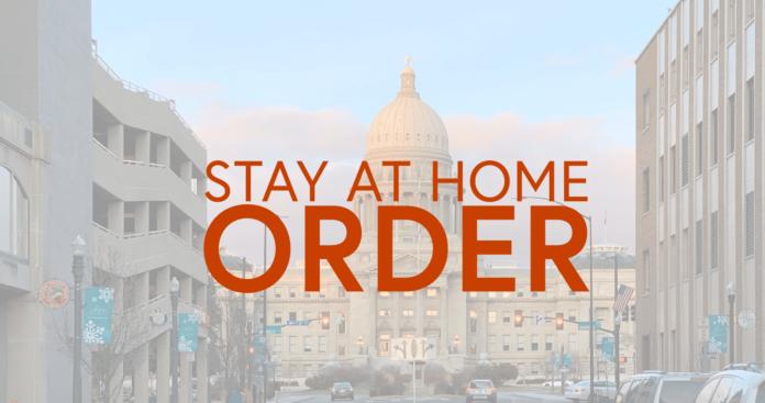 Idaho Stay at Home Order