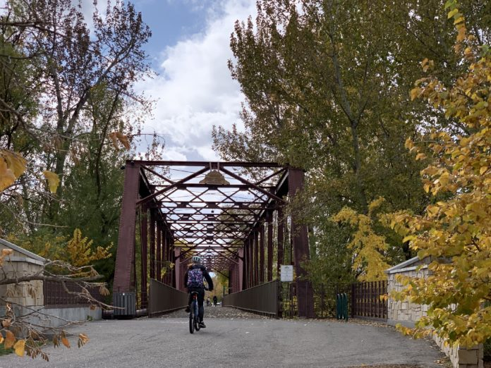 9th Street Bridge Boise