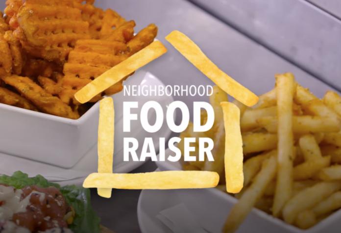 Neighborhood Food Raiser