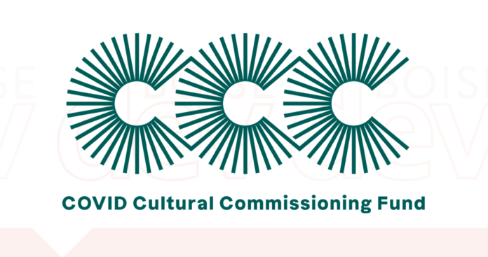 Covid Cultural Commissioning Fund