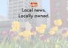 Local news. Locally owned