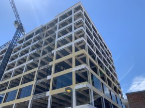 Going up: 11th & Idaho moves forward, new Broadcast Coffee shop on deck
