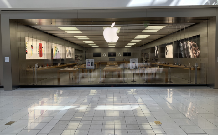 Apple Boise Towne Square