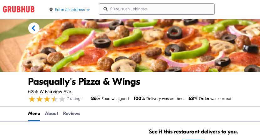 Pasqually's Pizza Boise