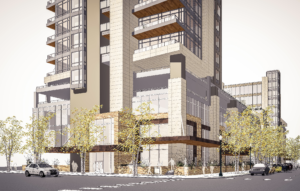 A tower, or two? Two downtown developers look at projects along Broad St.