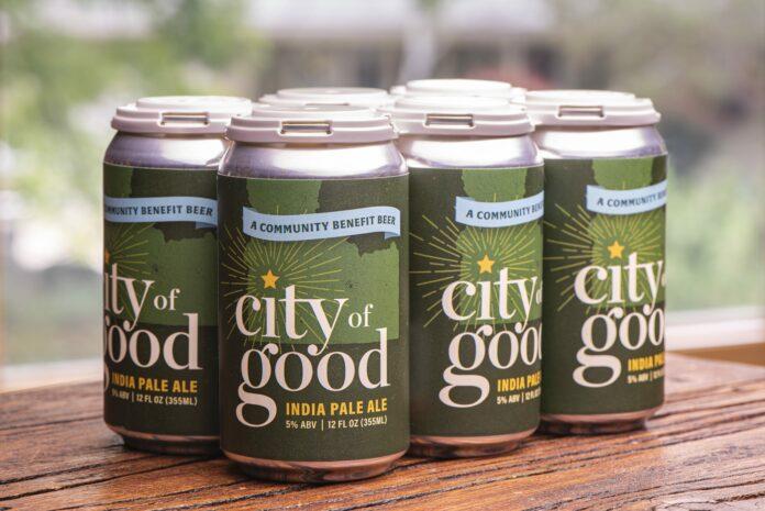City of Good beer