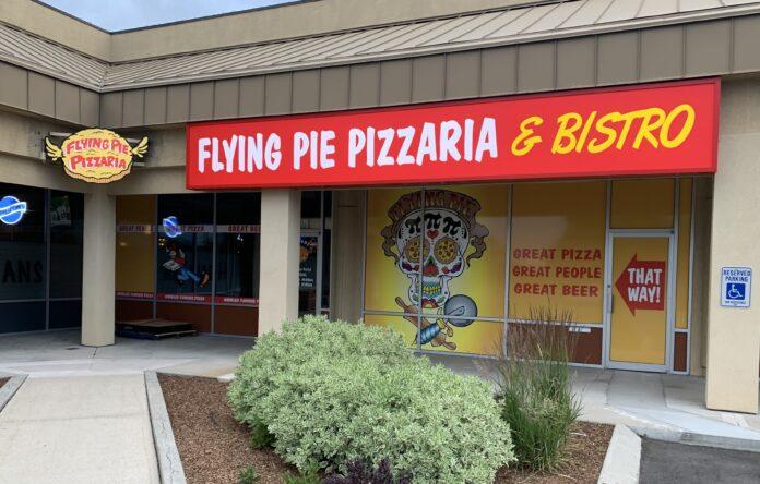 Flying Pie Pizzaria & Bistro Overland