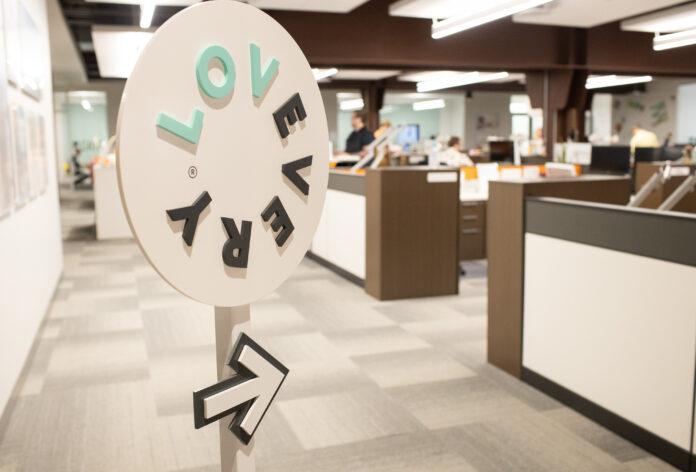 Lovevery office in Boise