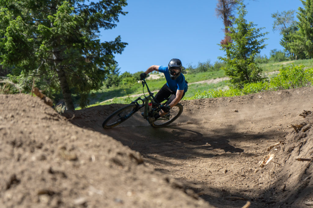 Bogus Basin mountain bike park