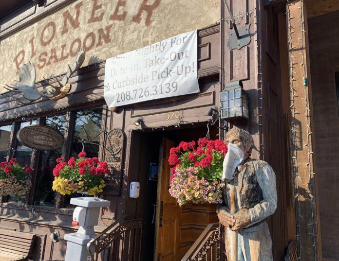 Pioneer Saloon Sun Valley