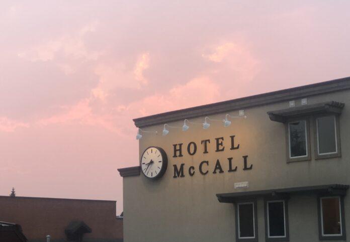 Hotel McCall Idaho
