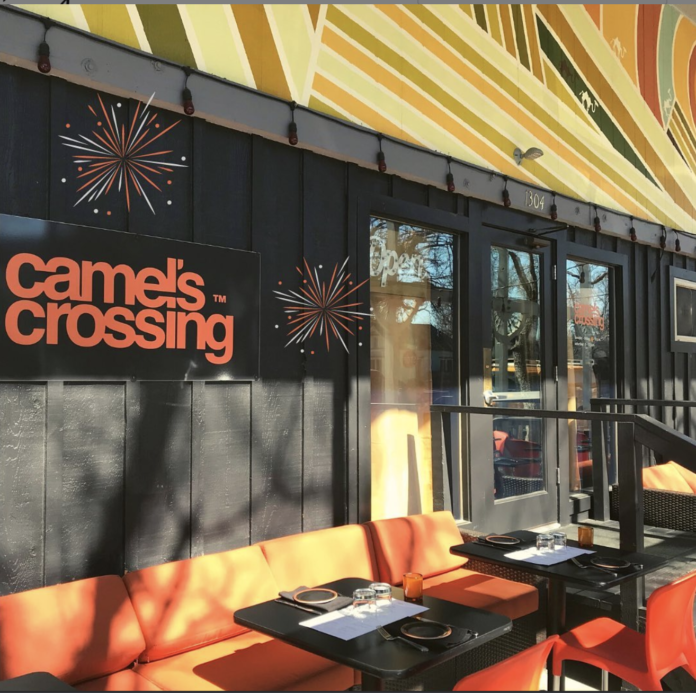 Camel's Crossing closed