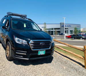 New car dealership opens with off-road track to test vehicles
