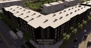 Developers, mayor talk about Franklin & Orchard project: pricing, design, features, concept
