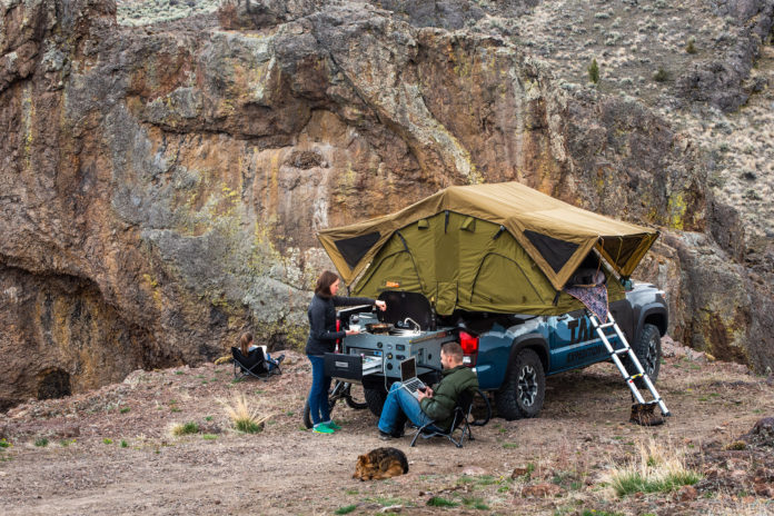 Talus Expedition Gear