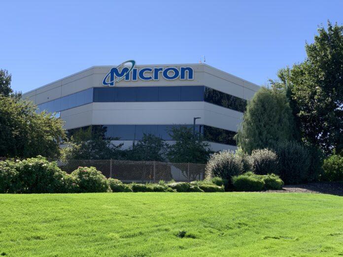 Micron Idaho expansion