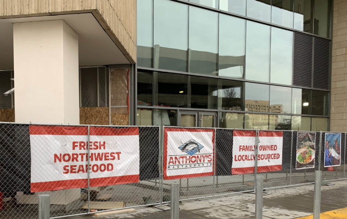 Anthony's opening in Boise