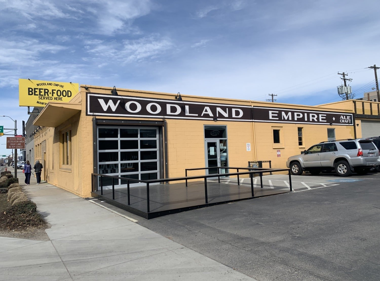 Woodland Empire Ale Craft to covert part of taproom to bottle shop
