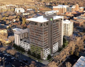 Proposed tall downtown building gets reworked in face of neighbor concerns
