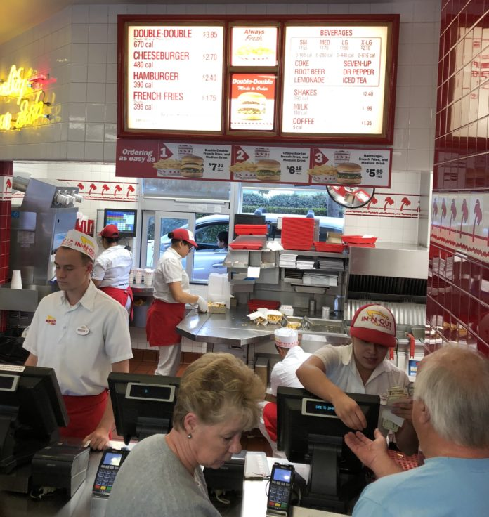 In-N-Out Boise