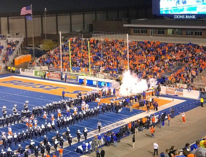 Albertsons Stadium Boise