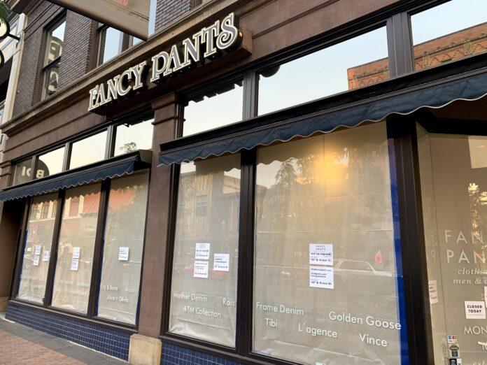Fancy Pants Boise