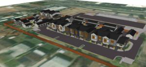 NeighborWorks plans 39 affordable homes in 'pocket' of old Cole school site