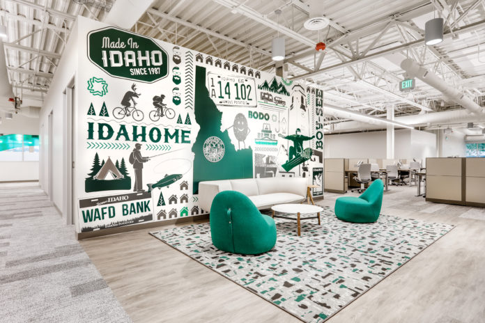 WaFd Bank Boise