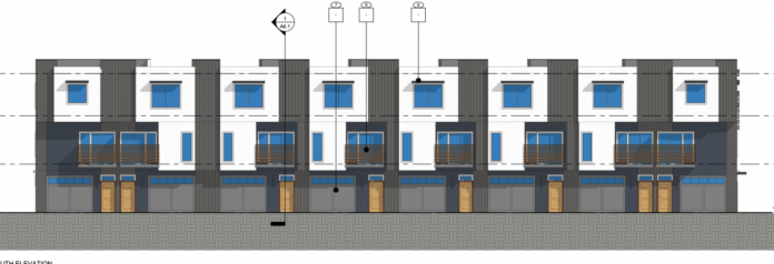 Orchard St Townhomes