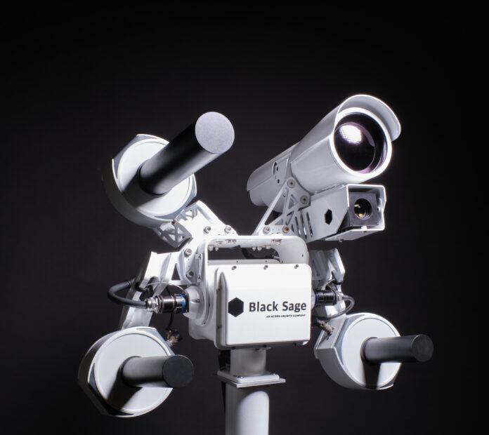 Sawtooth Drone Defense by Black Sage.