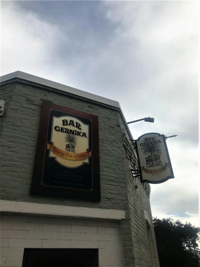 Bar Gernika in Downtown Boise