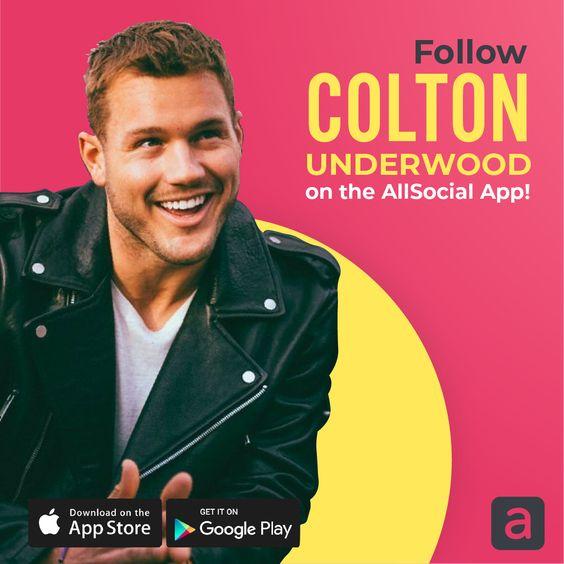 AllSocial Colton Underwood