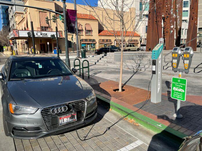 Boise electric vehicles