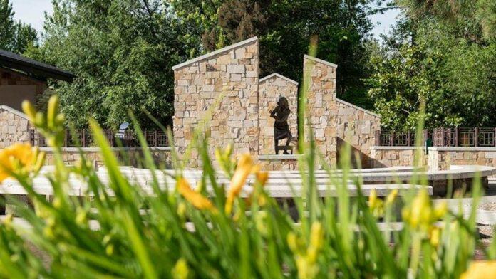 Idaho Anne Frank Human Rights Memorial
