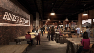Boise's Bodo is eerily quiet. More big changes are around the corner