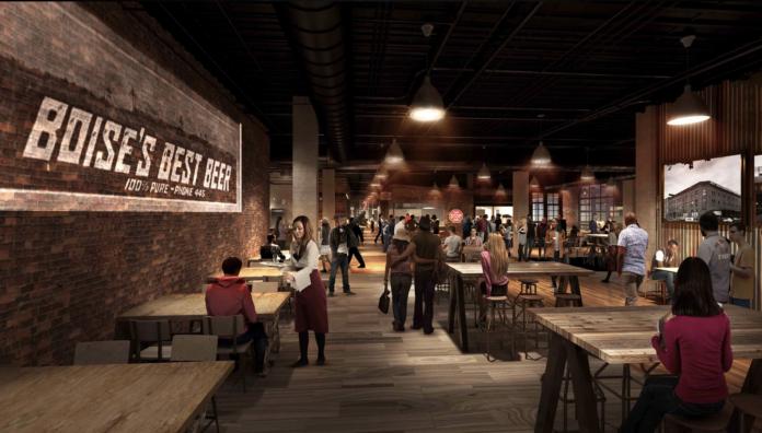 The Warehouse Bodo Boise