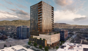 19-story condo tower planned for Downtown Boise