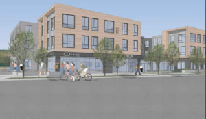 Developer revamps Boise & Protest apartment project after city council turns it down