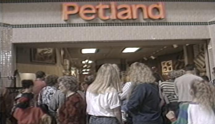 Boise Towne Square 1988