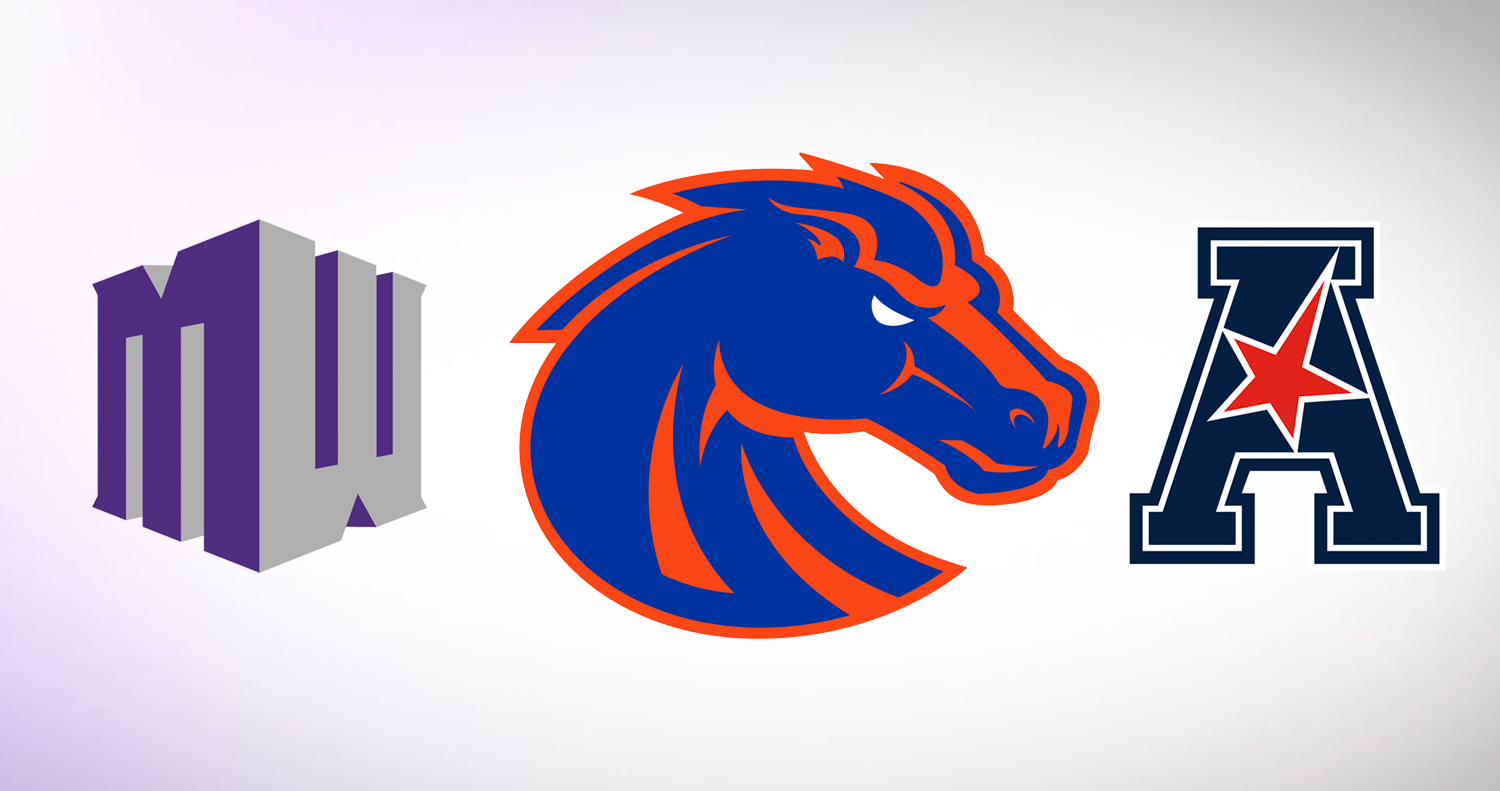 Boise State Broncos look at move to American Athletic Conference