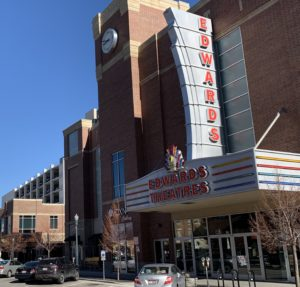Downtown Edwards won't reopen, building owner eyes boutique theater replacement
