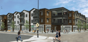 Chausse Swan project proposed again in Boise's 27th St. neighborhood