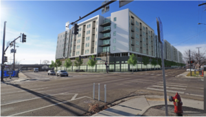 Large mixed-use apartment, office, and retail project proposed in quiet part of Downtown Boise